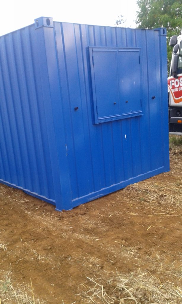 Storage at your house or site 52