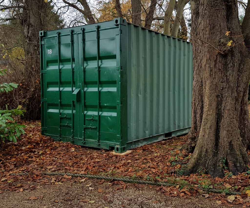 Storage at your house or site 58