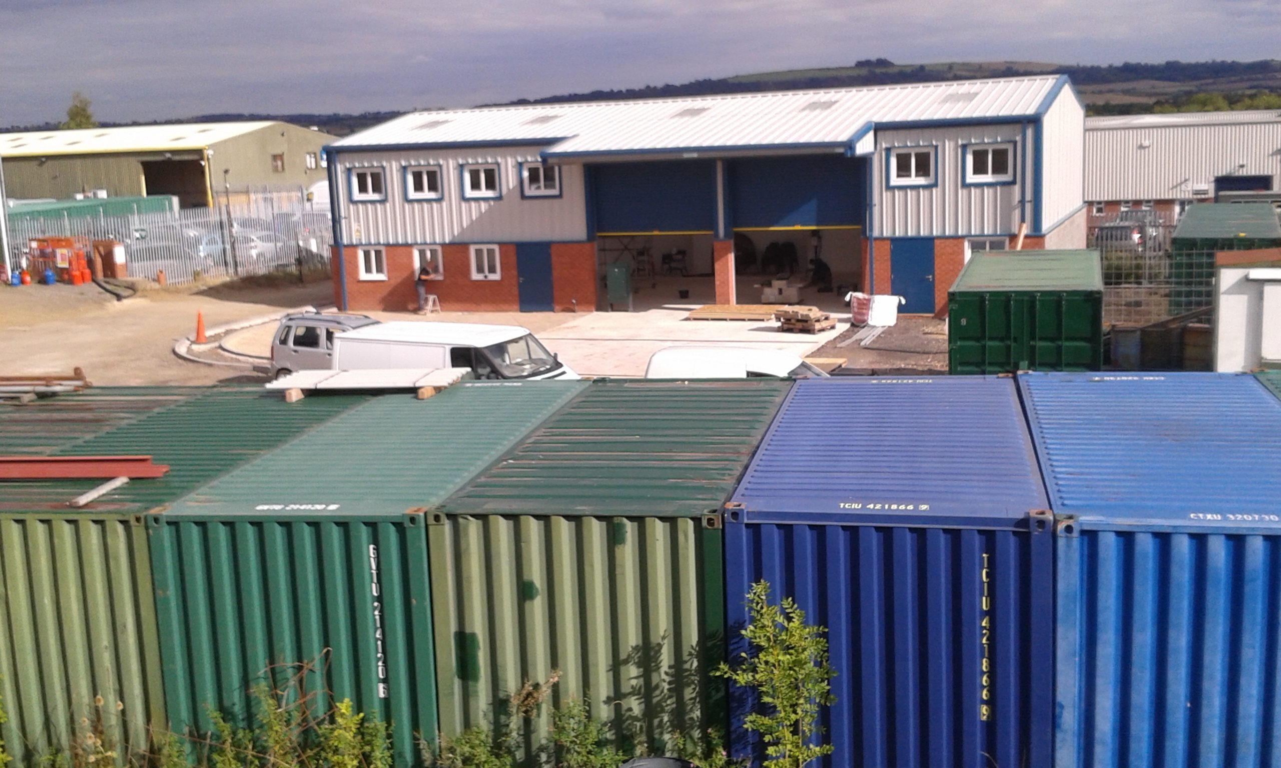 Storage at your house or site 35